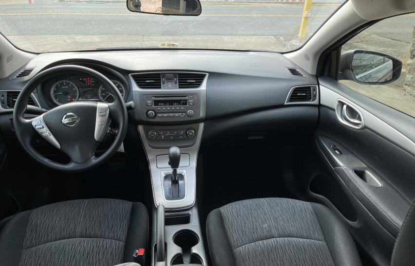 3N1AB7AP8EY253196 2014 Nissan Sentra S 1.8L