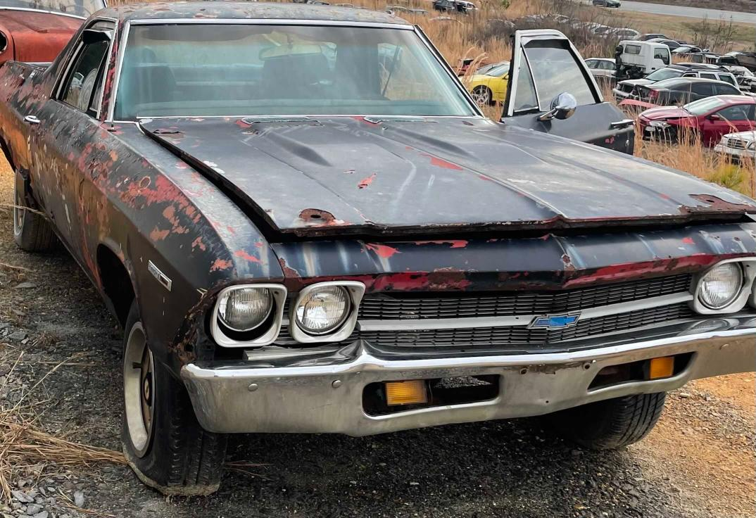 1968 Chevrolet EL Camino for sale in Cartersville, GA