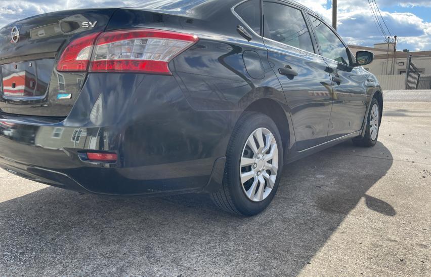 цена в сша 2014 Nissan Sentra S 1.8L 3N1AB7AP8EY253196