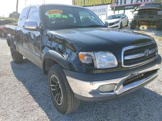 Salvage cars for sale from Copart Jacksonville, FL: 2002 Toyota Tundra ACC