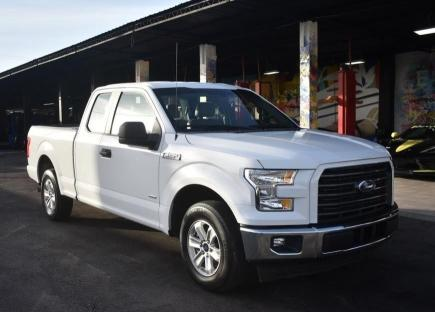 2017 Ford F150 Super for sale in Homestead, FL
