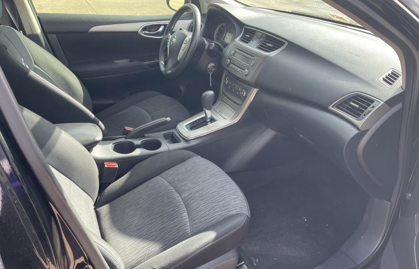 пригнать из сша 2014 Nissan Sentra S 1.8L 3N1AB7AP8EY253196