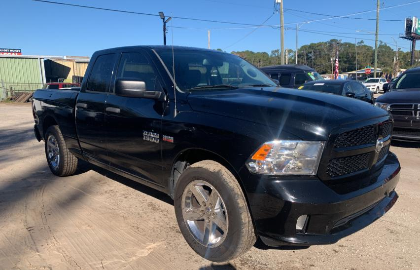 Salvage cars for sale from Copart Jacksonville, FL: 2015 Dodge RAM 1500 ST