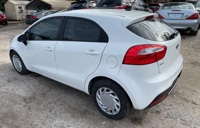купить 2013 Kia Rio Lx 1.6L KNADM5A30D6296679