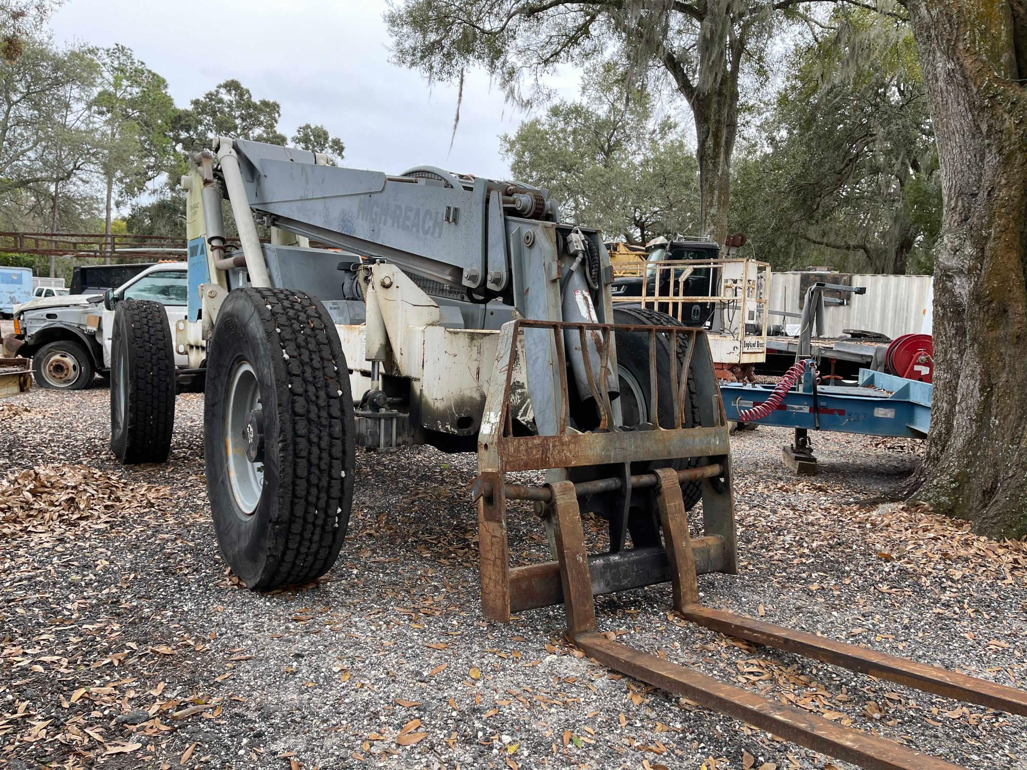 2003 Tere Forklift for sale in Riverview, FL