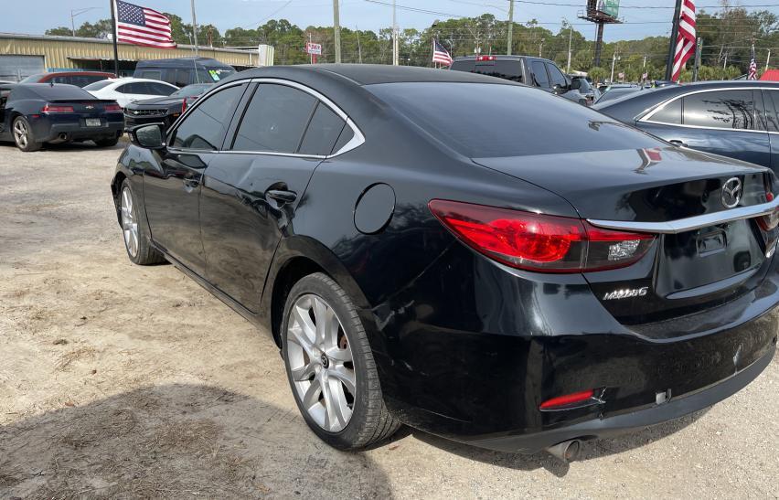 купить 2014 Mazda 6 Touring 2.5L JM1GJ1V63E1130130