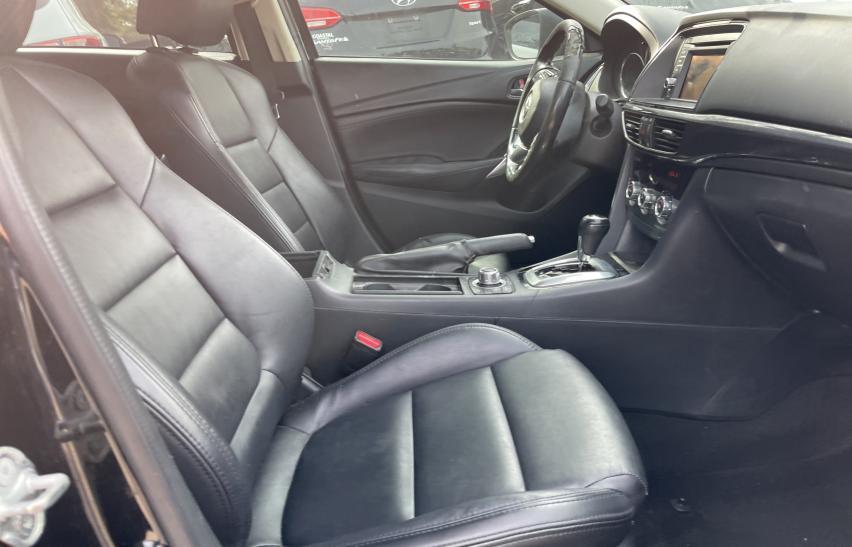 пригнать из сша 2014 Mazda 6 Touring 2.5L JM1GJ1V63E1130130