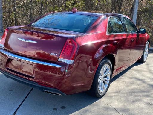 цена в сша 2018 Chrysler 300 Tourin 3.6L 2C3CCAAG1JH320824