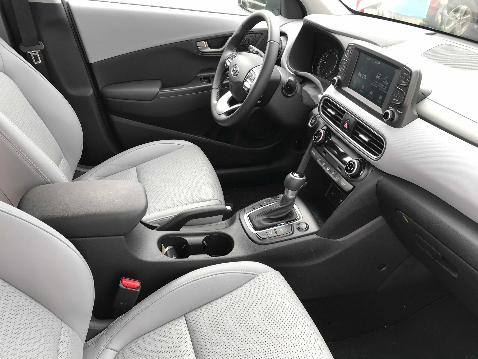 пригнать из сша 2020 Hyundai Kona Limit 1.6L KM8K3CA51LU466492