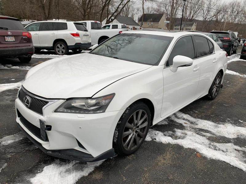 из сша 2013 Lexus Gs 350 3.5L JTHCE1BL8D5003120