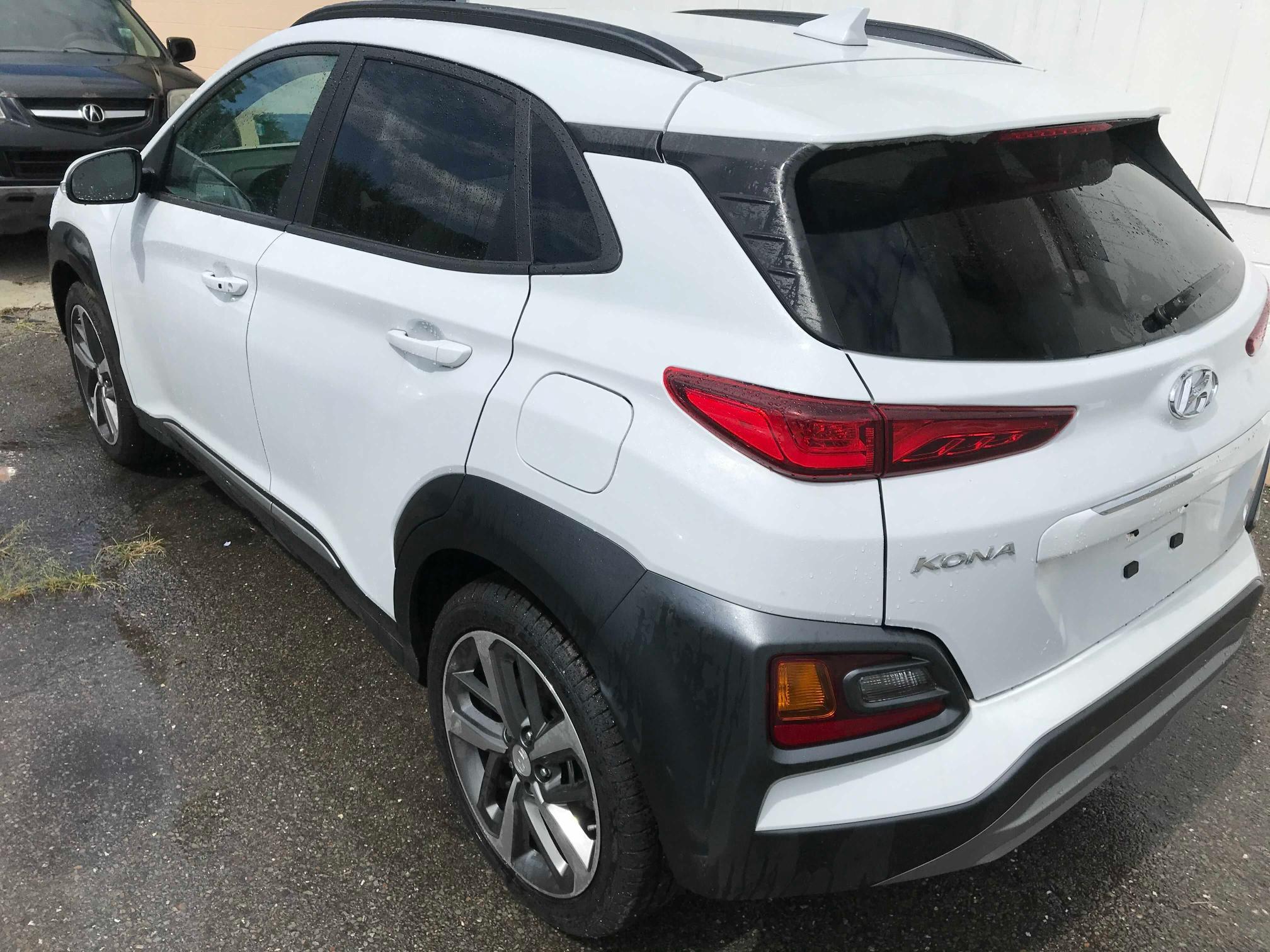 купить 2020 Hyundai Kona Limit 1.6L KM8K3CA51LU466492