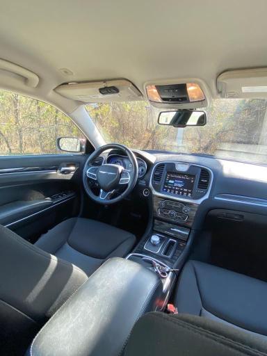 2C3CCAAG1JH320824 2018 Chrysler 300 Tourin 3.6L