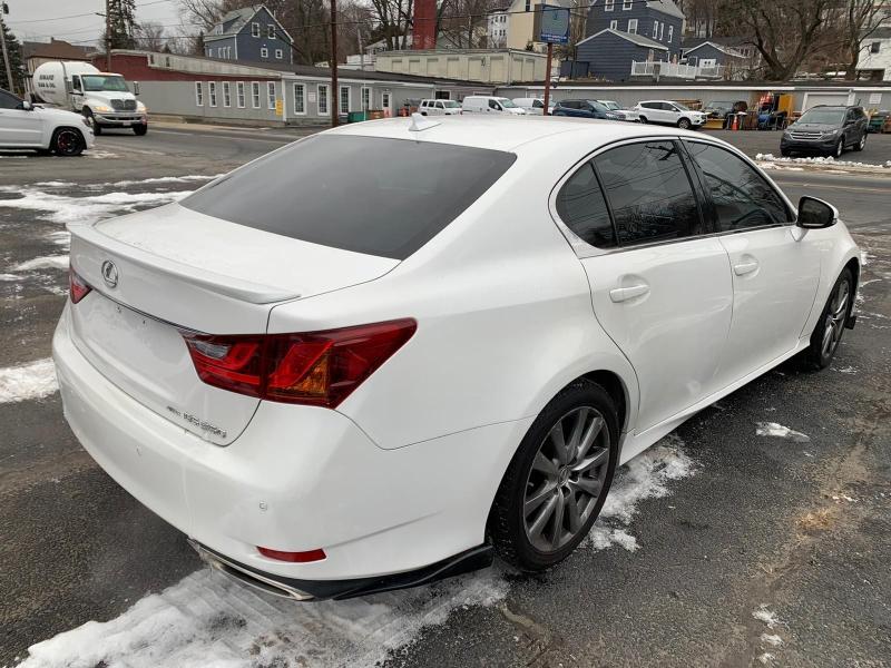 цена в сша 2013 Lexus Gs 350 3.5L JTHCE1BL8D5003120