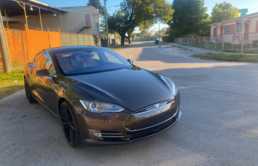 2014 Tesla Model S for sale in Miami, FL