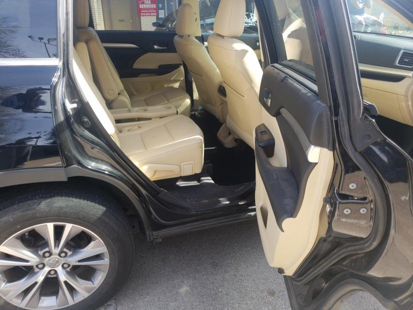 5TDJKRFHXES018784 2014 Toyota Highlander 3.5L