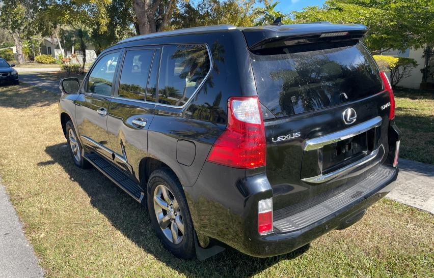 2010 LEXUS GX 460 PRE JTJJM7FX8A5015949