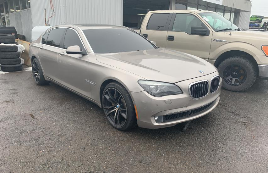 2010 BMW 750 LI XDR for sale in Cow Bay, NS