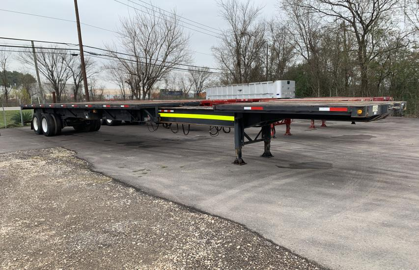 Manac Inc Trailer salvage cars for sale: 2006 Manac Inc Trailer
