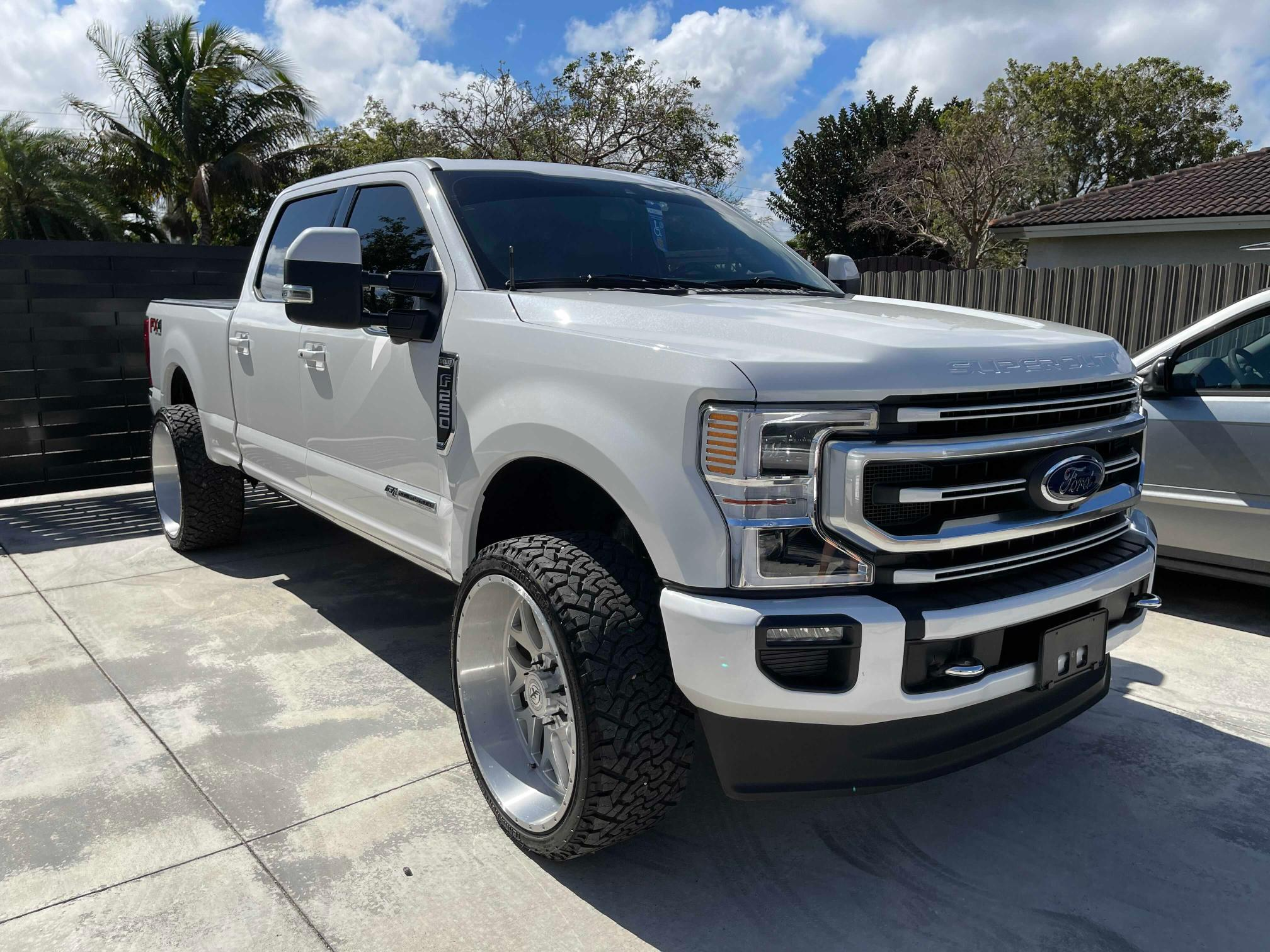 2020 Ford F250 Super for sale in Homestead, FL