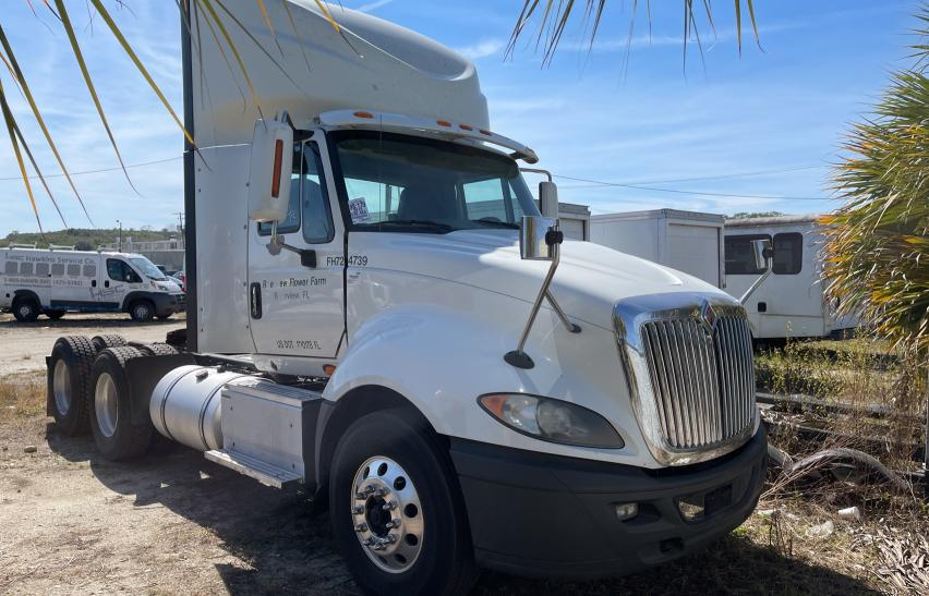 International Prostar salvage cars for sale: 2015 International Prostar