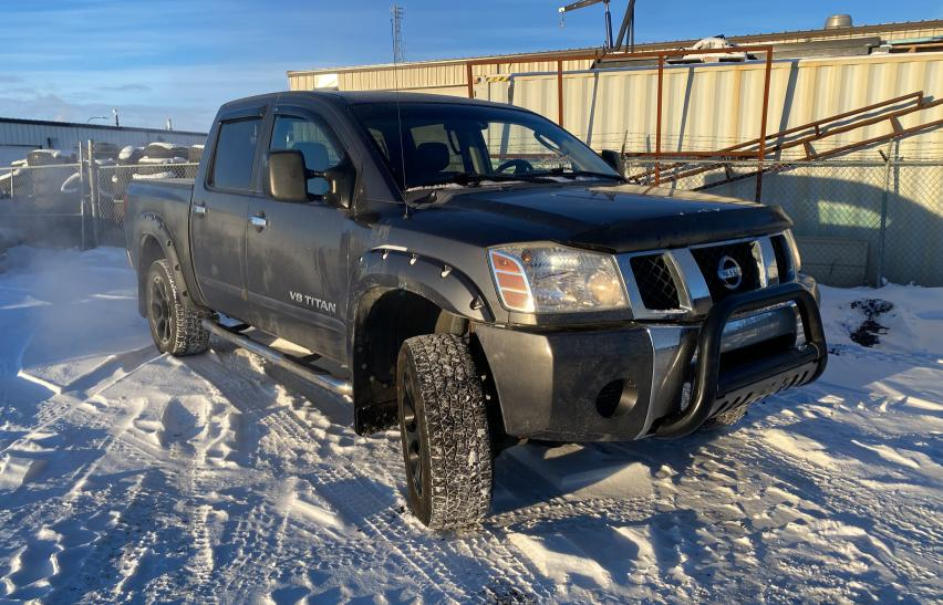 2007 Nissan Titan XE for sale in Rocky View County, AB