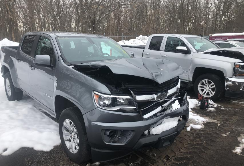 2019 CHEVROLET COLORADO L 1GCGTCEN0K1119823