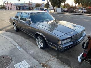1981 Chevrolet Monte Carl for sale in Los Angeles, CA
