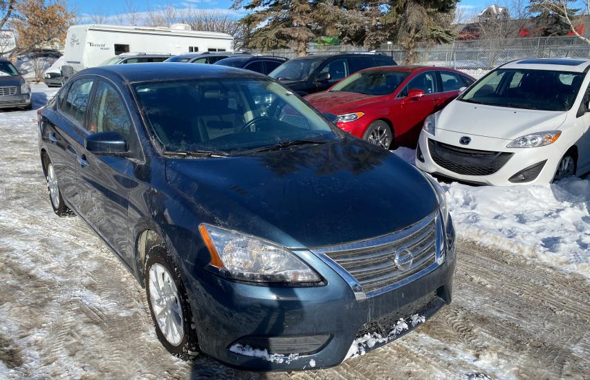 2015 Nissan Sentra S for sale in Rocky View County, AB