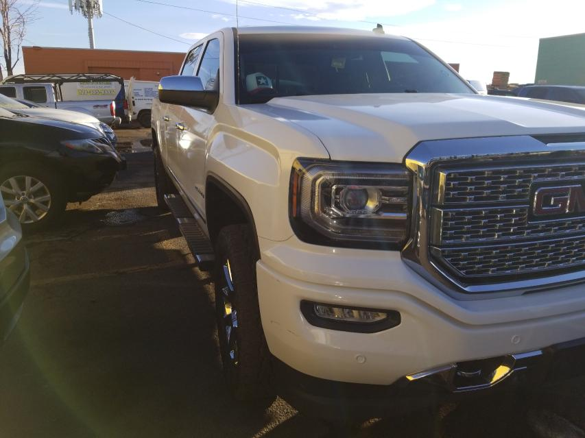 Salvage cars for sale from Copart Brighton, CO: 2014 GMC Sierra K15