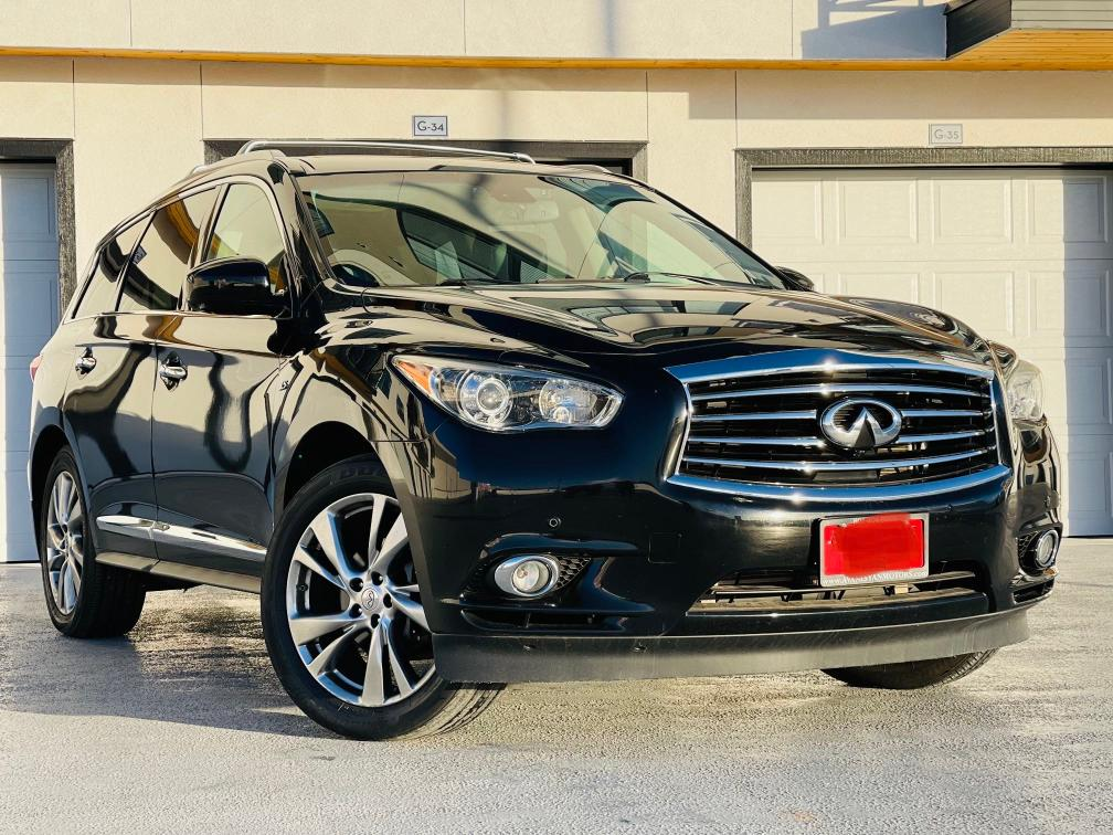 Salvage cars for sale from Copart Magna, UT: 2014 Infiniti QX60