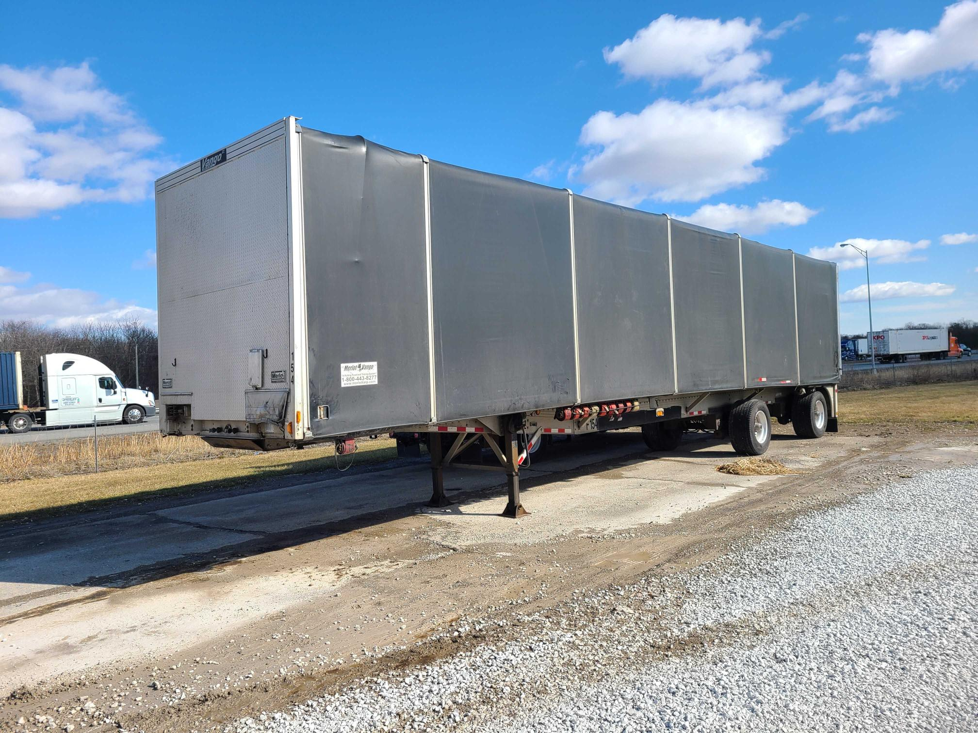 Reitnouer Trailer salvage cars for sale: 2003 Reitnouer Trailer