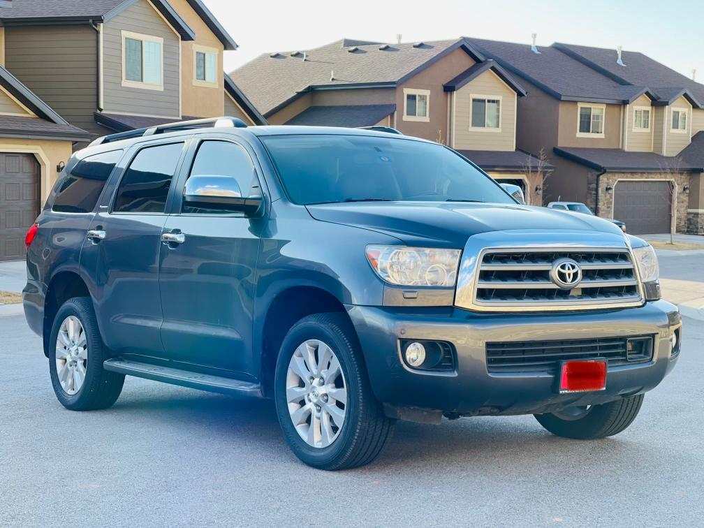 Salvage cars for sale from Copart Magna, UT: 2014 Toyota Sequoia PL