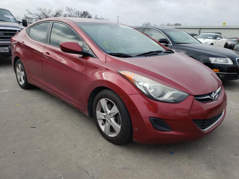 2013 Hyundai Elantra for sale in Wilmer, TX
