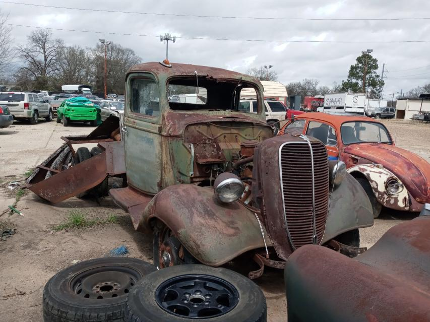 1937 Ford Pickup for sale in Shreveport, LA