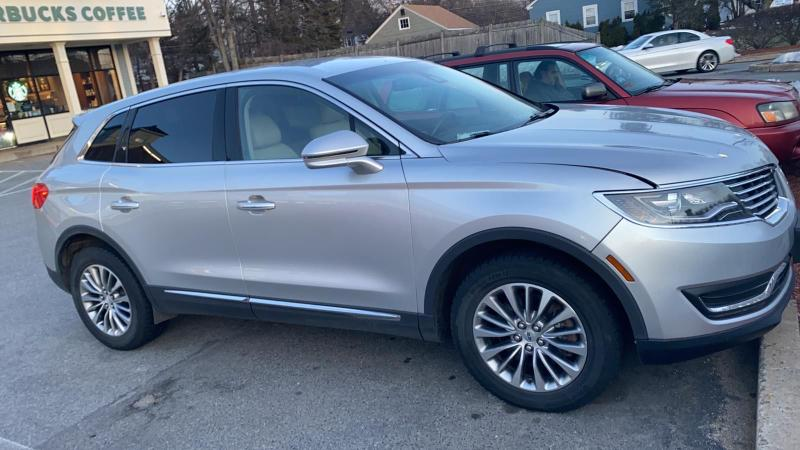 Lincoln salvage cars for sale: 2018 Lincoln MKX Select