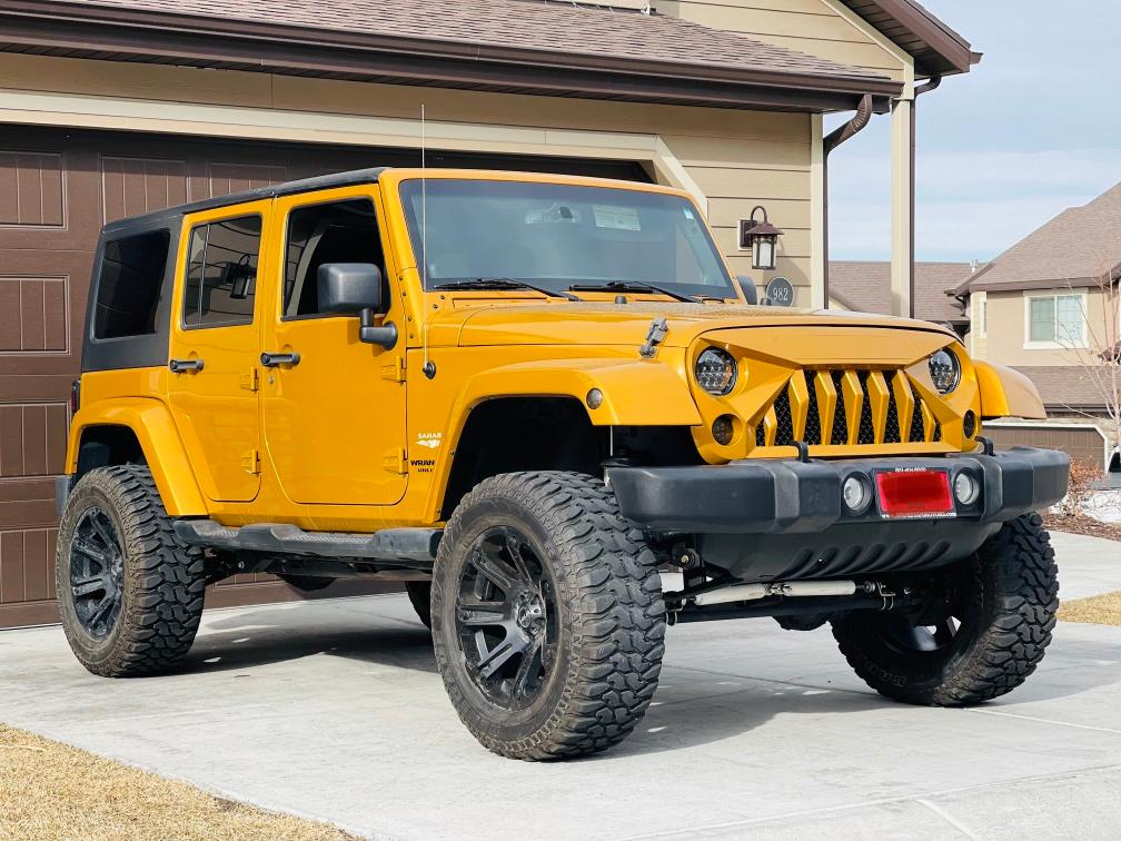 Salvage cars for sale from Copart Magna, UT: 2014 Jeep Wrangler U