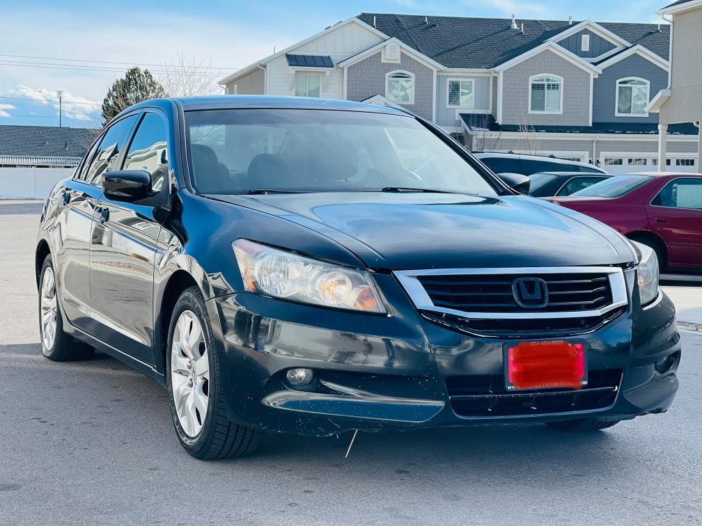 Salvage cars for sale from Copart Magna, UT: 2010 Honda Accord EX