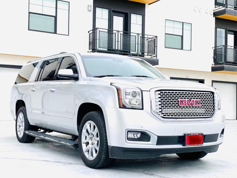 Salvage cars for sale from Copart Magna, UT: 2015 GMC Yukon XL D