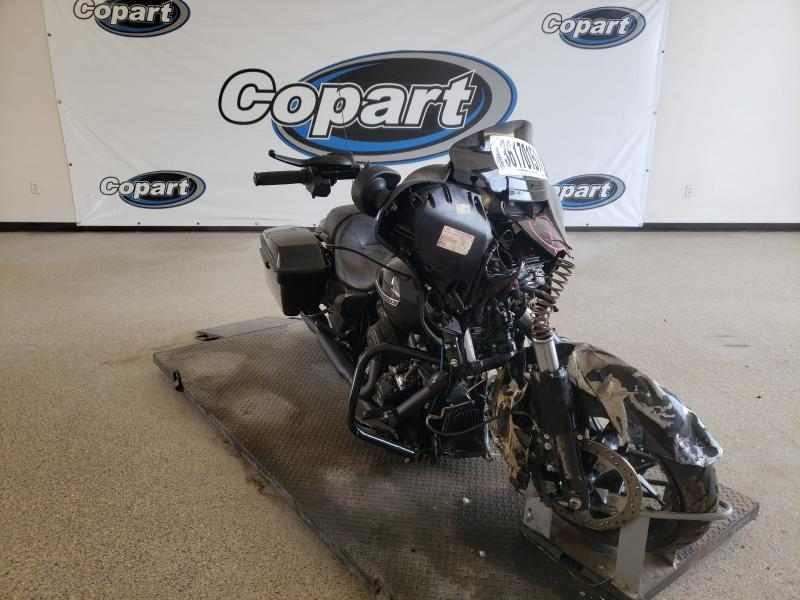 Salvage cars for sale from Copart Wilmer, TX: 2020 Harley-Davidson Flhxs