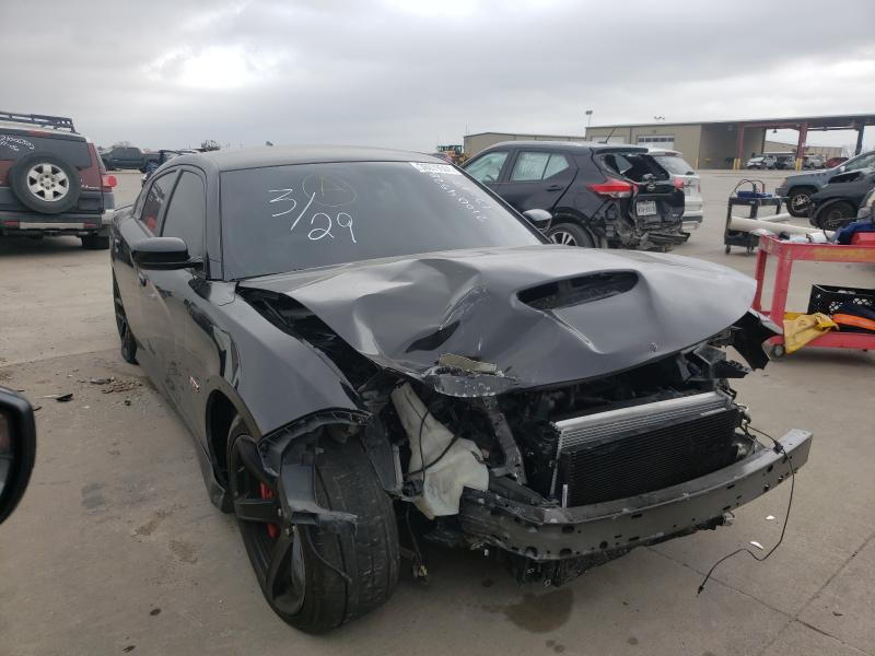 Dodge salvage cars for sale: 2018 Dodge Charger SR