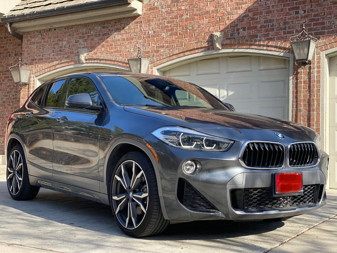 Salvage cars for sale from Copart Magna, UT: 2018 BMW X2 XDRIVE2