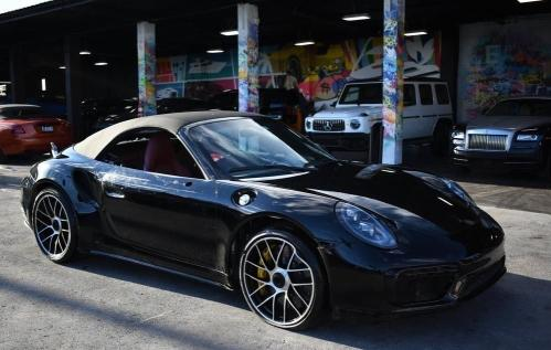 Porsche salvage cars for sale: 2017 Porsche 911 Turbo