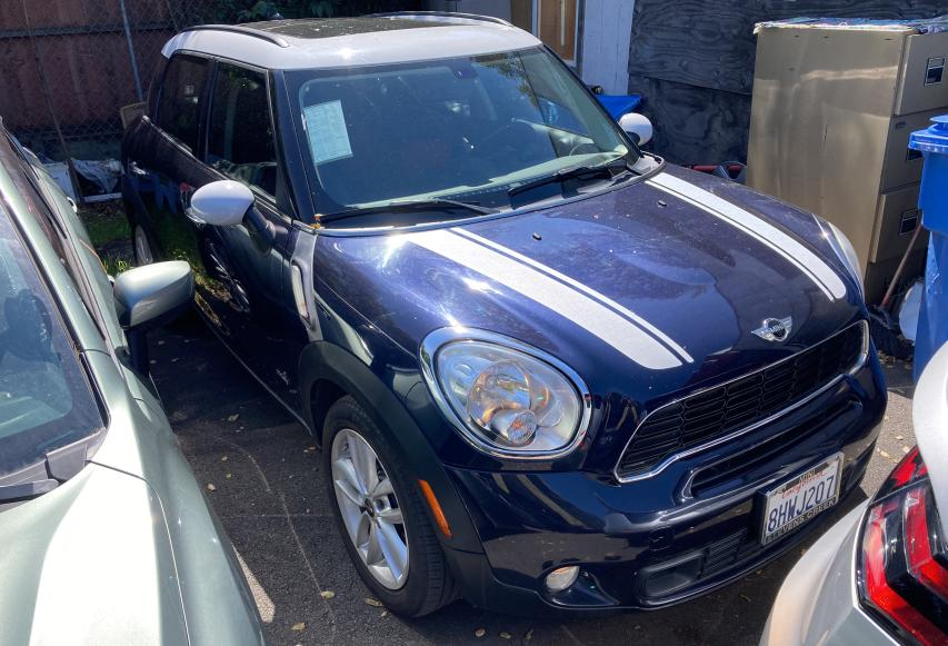 2011 Mini Cooper S C for sale in Vallejo, CA
