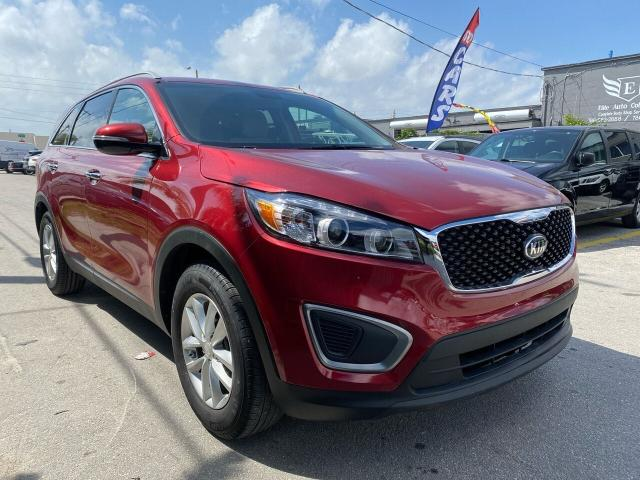 Salvage cars for sale from Copart Homestead, FL: 2017 KIA Sorento LX