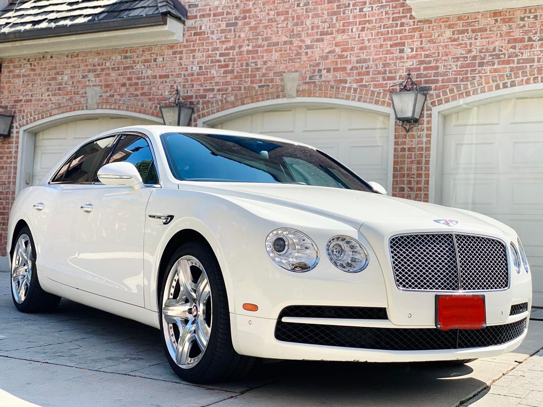 Bentley Flying SPU salvage cars for sale: 2015 Bentley Flying SPU