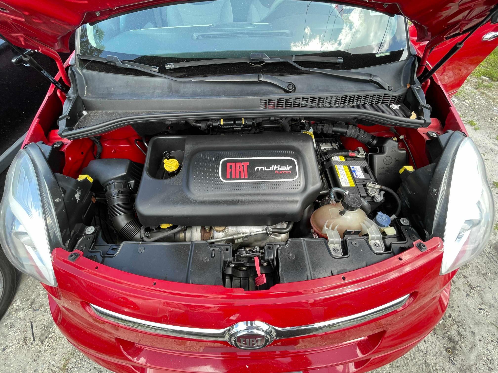 2014 FIAT 500L EASY ZFBCFABHXEZ020718