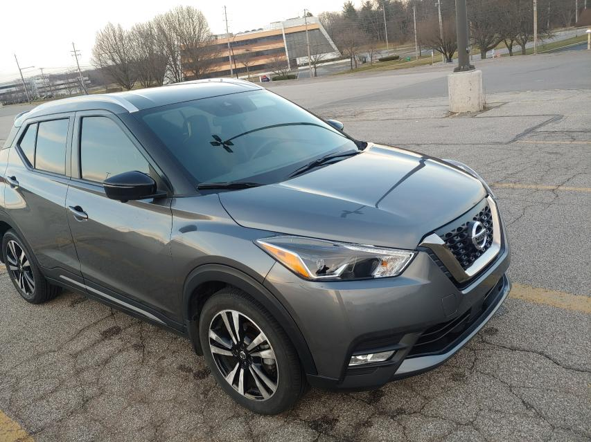 2020 Nissan Kicks SR for sale in Columbia Station, OH