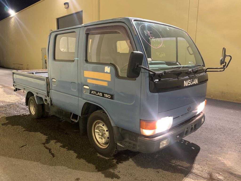 Nissan salvage cars for sale: 1992 Nissan Truck