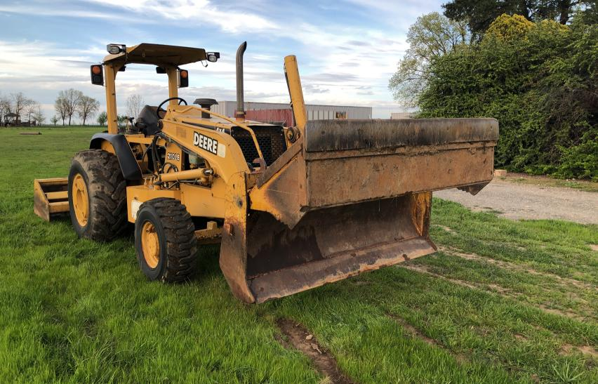 Salvage cars for sale from Copart Sacramento, CA: 2000 John Deere Commercial