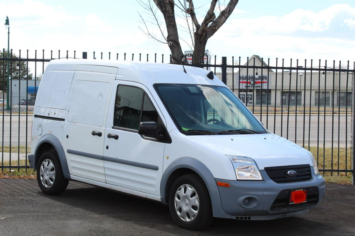 Salvage cars for sale from Copart Magna, UT: 2012 Ford Transit CO